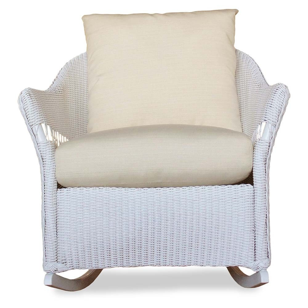 Rocking Chair Replacement Cushions Lloyd Flanders Freeport Wicker Rocking Chair Replacement Cushion