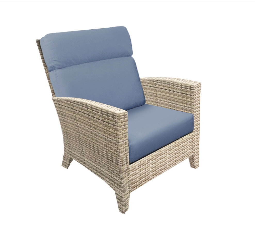 Patio Chair Replacement Cushions Forever Patio Cavalier Wicker Lounge Chair Replacement Cushion