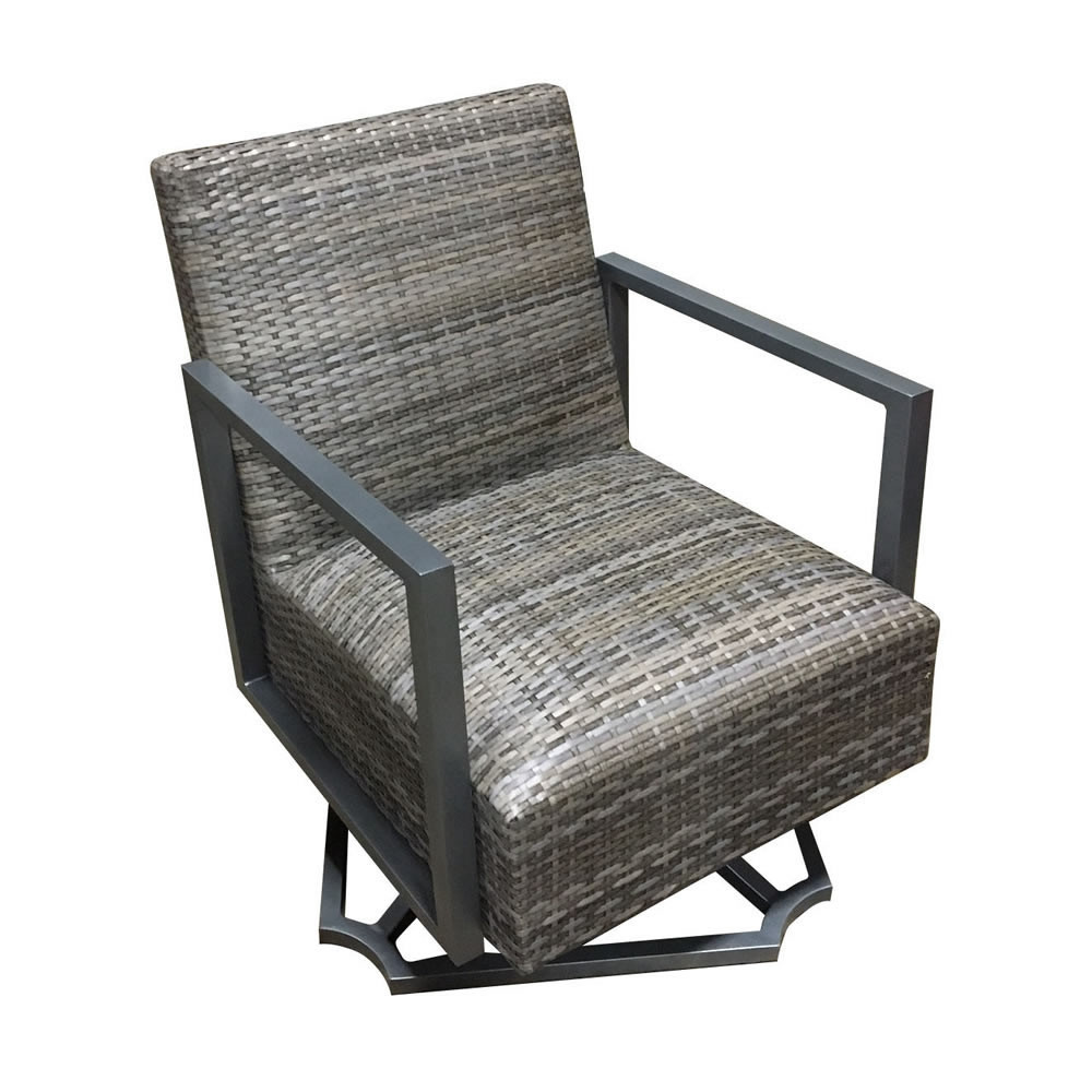 Swivel Rocking Chairs Forever Patio Mariner Wicker Swivel Rocker