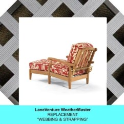 Lounge Chair Replacement Straps College Bean Bag Chairs Lane Venture Wicker Furniture Seat Collection Huntington Bay Chaise Split