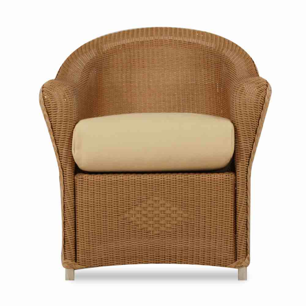 Outdoor Wicker Dining Chairs Lloyd Flanders Reflections Wicker Dining Chair