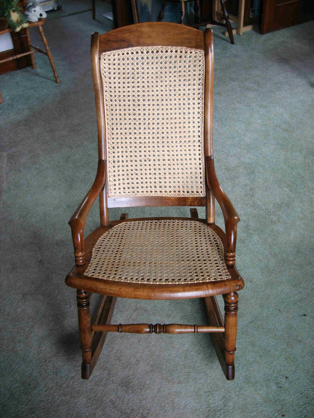 Wood Chair Repair Chair Caning Experts In Ohio Rick 39s Wood And Wire