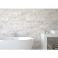 Wickes Amalfi Slate Grey Ceramic Tile 360 x 275mm | Wickes ...