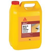 Sika Brick and Patio Cleaner 5L | Wickes.co.uk