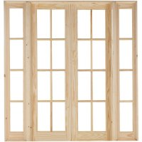 8 Lite French Doors. Wickes Newland Internal French Doors