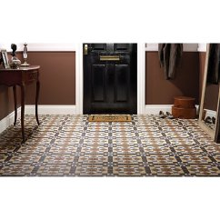 Ceramic Tile Kitchen Floor Storage Space In Tiles Wickes Co Uk Dorset Marron Patterned 316 X 316mm