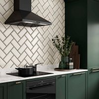 Wickes Kitchen Wall Tiles