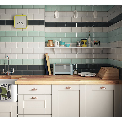 Kitchen Floor And Wall Tiles