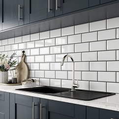 Brick Effect Kitchen Wall Tiles Low Flow Faucet Bathroom Floor 15 Off Wickes Co Uk