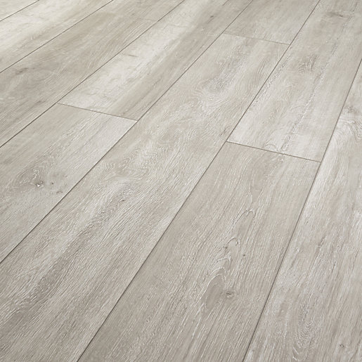 Wickes Arreton Grey Laminate Flooring