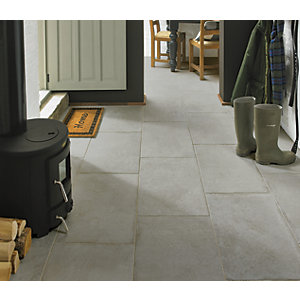 tile kitchen floor rent to own homes in kitchener tiles 15 off wickes co uk como travertine porcelain 600 x 400mm