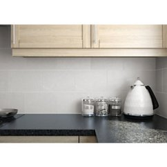 Kitchen Wall Tile Do It Yourself Outdoor Wickes Formations Dolostone Light Grey Ceramic 300 X 200mm Co Uk