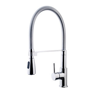 kitchen taps custom booth wickes simeto monobloc pull out sink mixer tap chrome co uk
