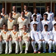 Nepal and MCC cricket team together at Lords