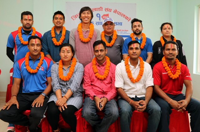 Cricket Players Association Nepal