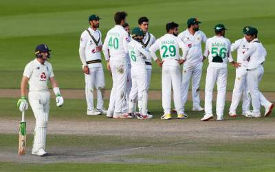 England claim victory over Pakistan in a thrilling first test at Old Trafford