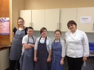The future of Caithness gastronomy!