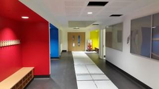 Primary 5 -7 corridor