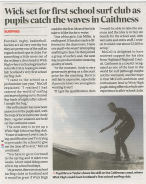 The Scotsman - Tuesday November 10th 2015