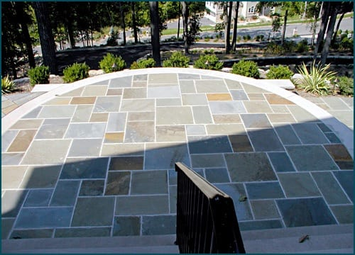 the four basic types of bluestone a