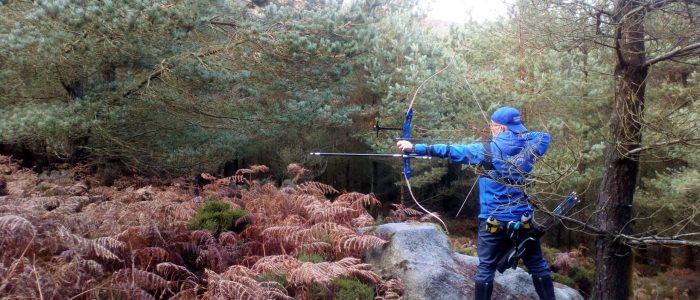Recurve Field Archer in Arrowfield
