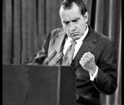 The Politics Of Impeachment: Nixon's Lost War Against Establishment Was Not In Vain