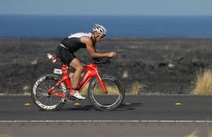 Jojje under Ironman Hawaii 2012