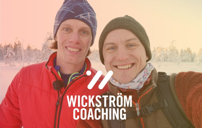 podcast om Wickström Coaching