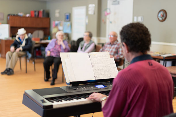 Wickwire Place seniors programs