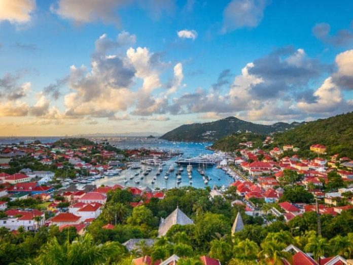 st kitts listed as