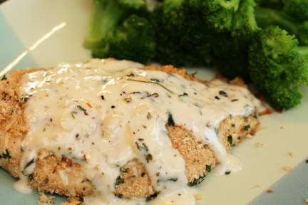 Chicken with Lemon & Artichoke Sauce