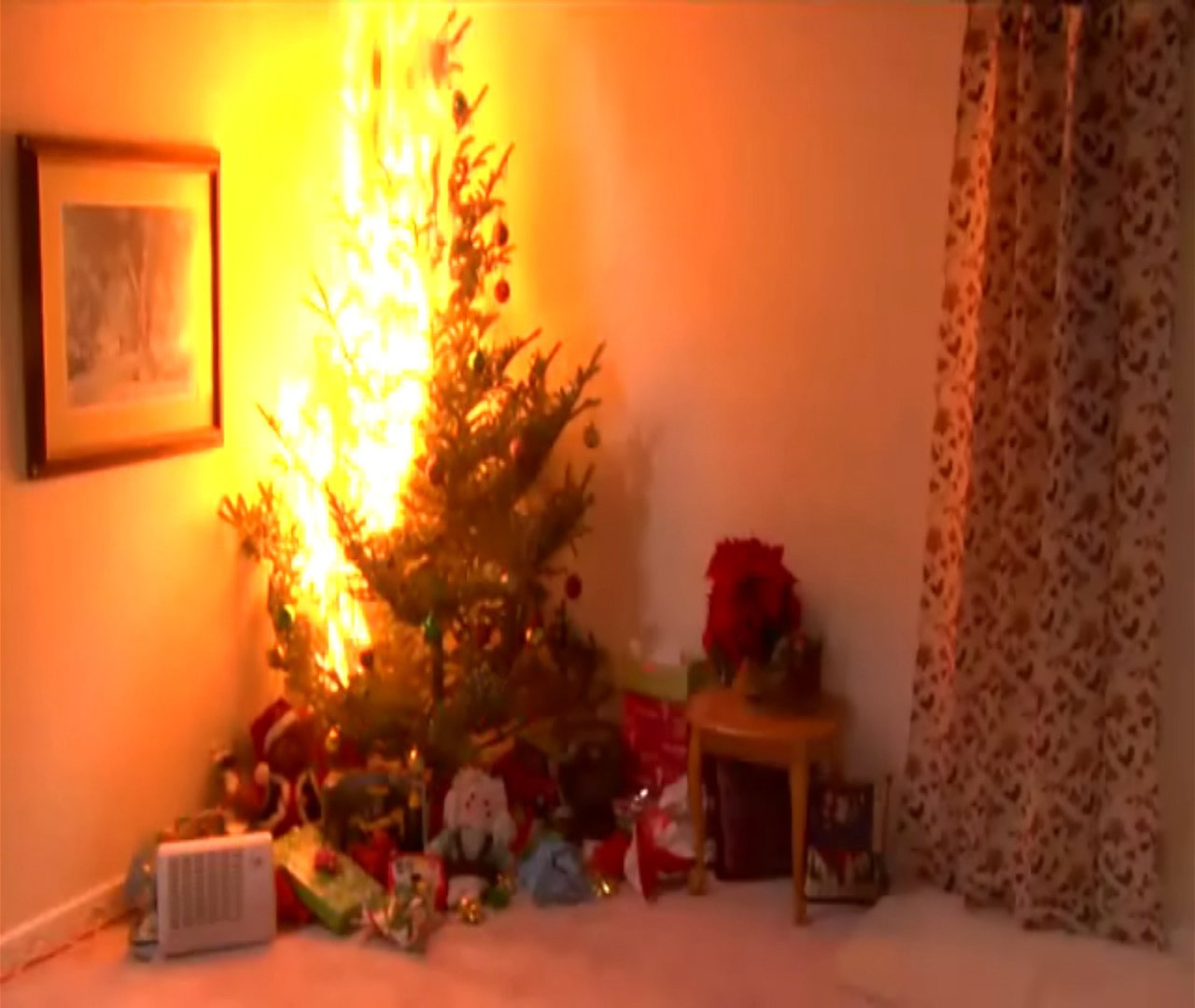 Preventing Holiday Fires  Erie News Now  WICU and WSEE