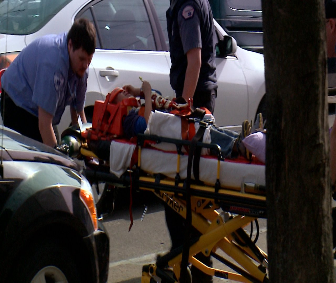 Child Hit By Car  Erie News Now  WICU and WSEE in Erie PA