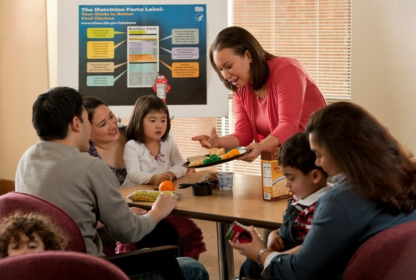 Revitalizing Wic Nutrition Services In Washington State