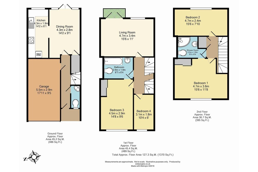 Wide Angles Property Marketing Services - Floor Plans & EPC's