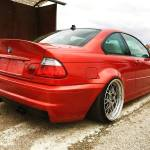 Bmw E46 Coupe Csl Widebody Wideest