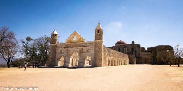 The Monastery of Santiago Apóstol