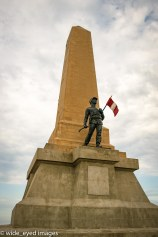 Lima, Peru - Monument to the Unknown Soldier