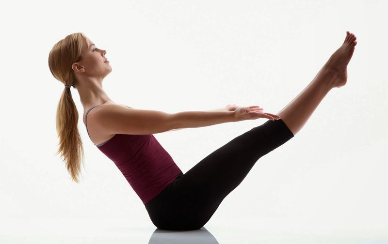 yoga to lose weight quickly