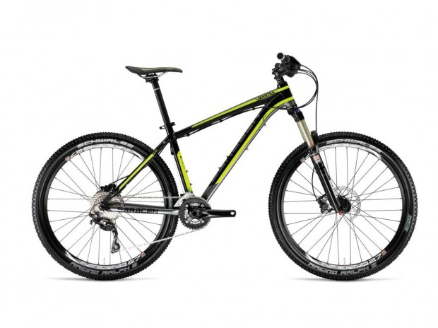 Saracen reveals its 2014 'best of' bikes