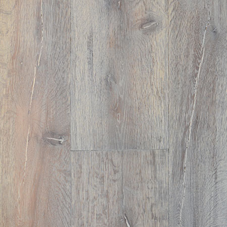 White Oak Summerville Washed Grey Wide Plank Flooring