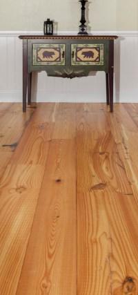 Distressed Wide Plank Flooring | Wide Plank Floor Supply