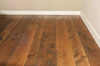Distressed Wide Plank Flooring