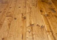 Wide Plank Maple Hardwood Flooring
