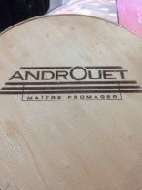 Androuet supplied sustenance