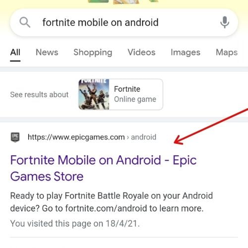 How Long Until Fortnite Mobile Comes Out For Android Download Fortnite On Android Phone Step By Step Tutorial