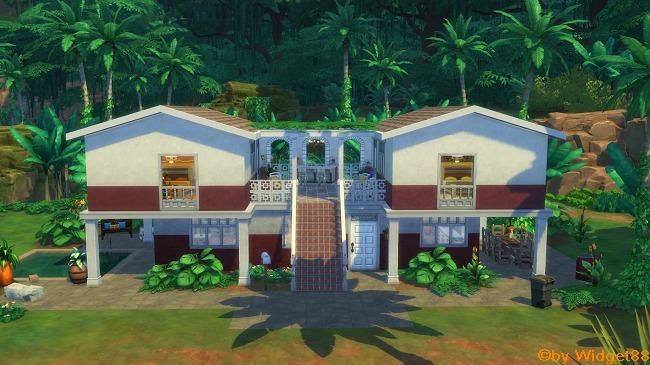 Casa bonita vista