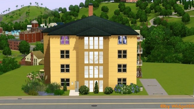 First Appartement – Sims 3