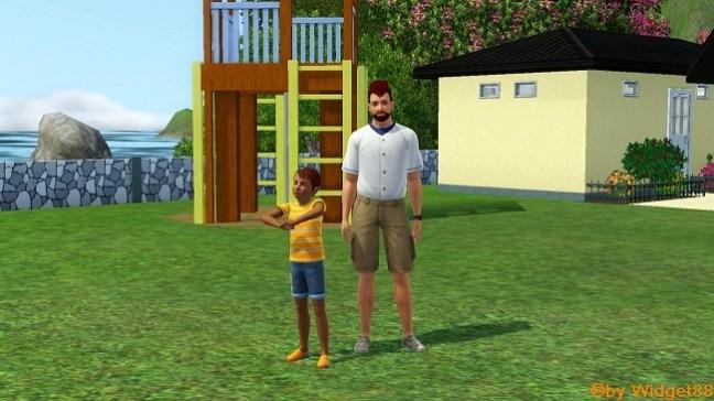 Haushalt Kramberg – Sims 3