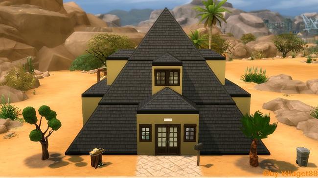 Minos Pyramide